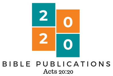 20/20 Bible Publications